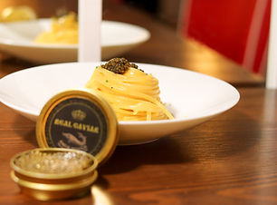 Premiata Forneria Ballarò y Real Caviar