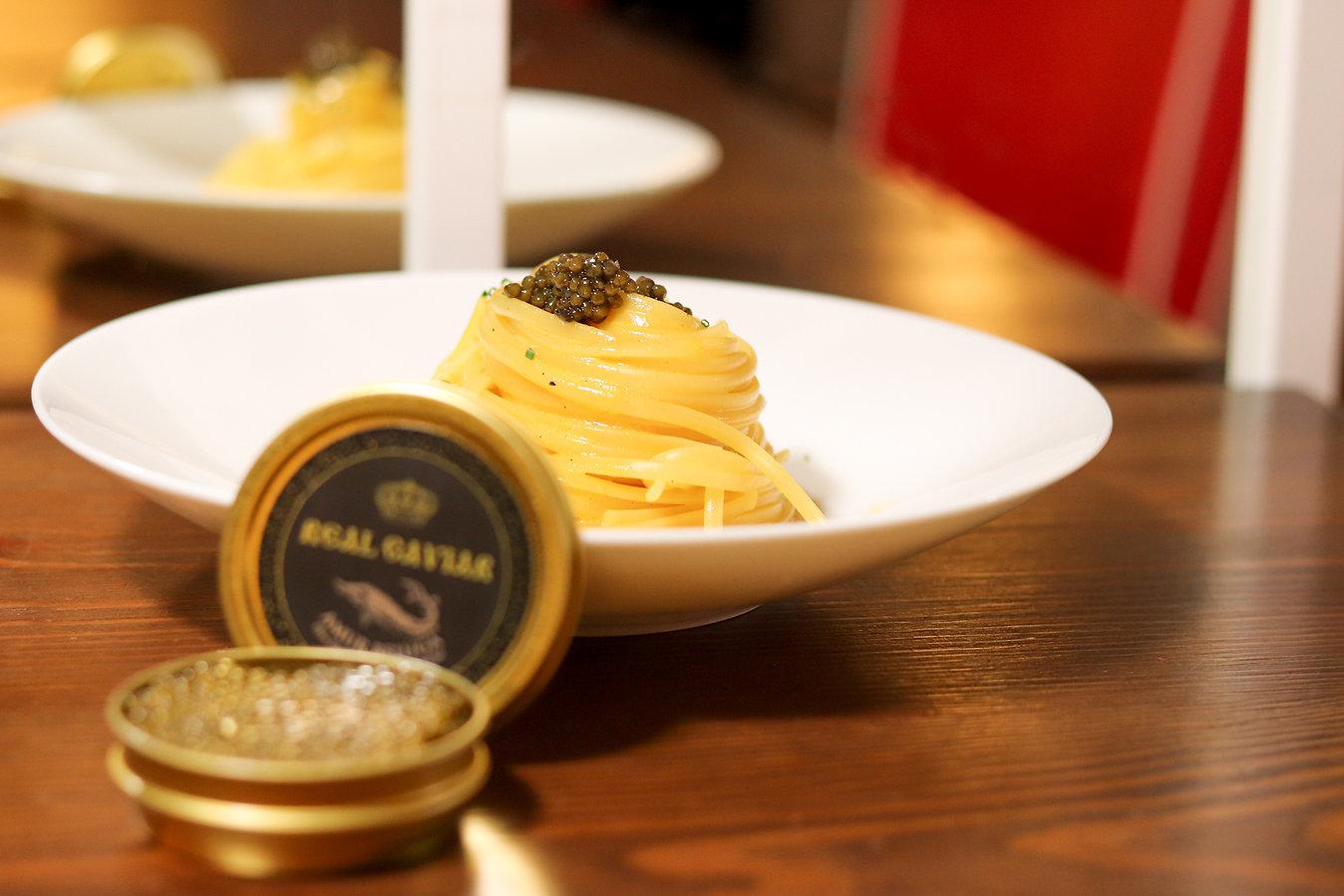 Premiata Forneria Ballarò y Real Caviar (Restaurantes) - GastroMadrid
