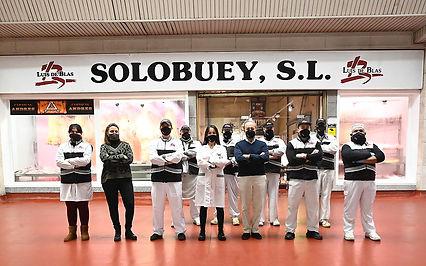 Solobuey - Mejores Carnicerías de España (Fresquera) - GastroSpain