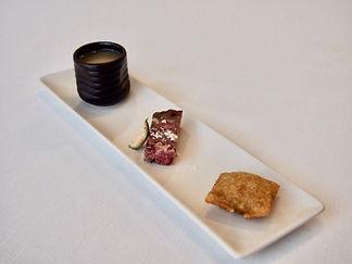 Treze menú caza (Restaurantes) - GastroMadrid