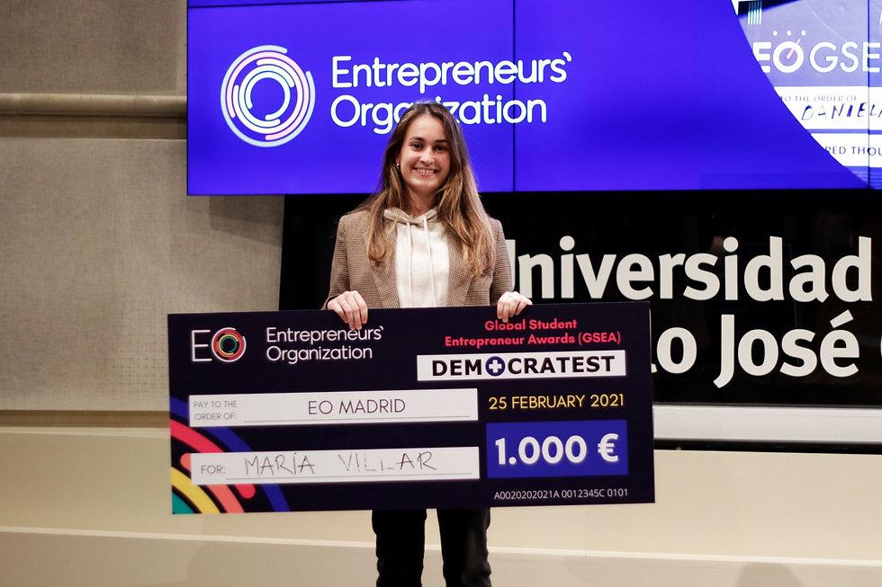 María Villar Foodinn App (Actualidad) - GastroSpain