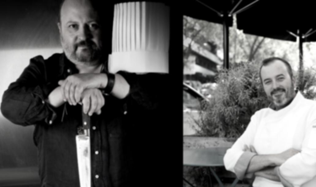 Javier Aparicio y Sacha - GastroMadrid.p
