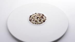 Parmentier de calamar by Enrico Croatti, chef de Orobianco, o cómo hacer el mejor parmentier