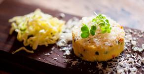 Ensaladas con parmigiano reggiano para tener un verano muy fresquito by GastroMadrid. Vol. 4