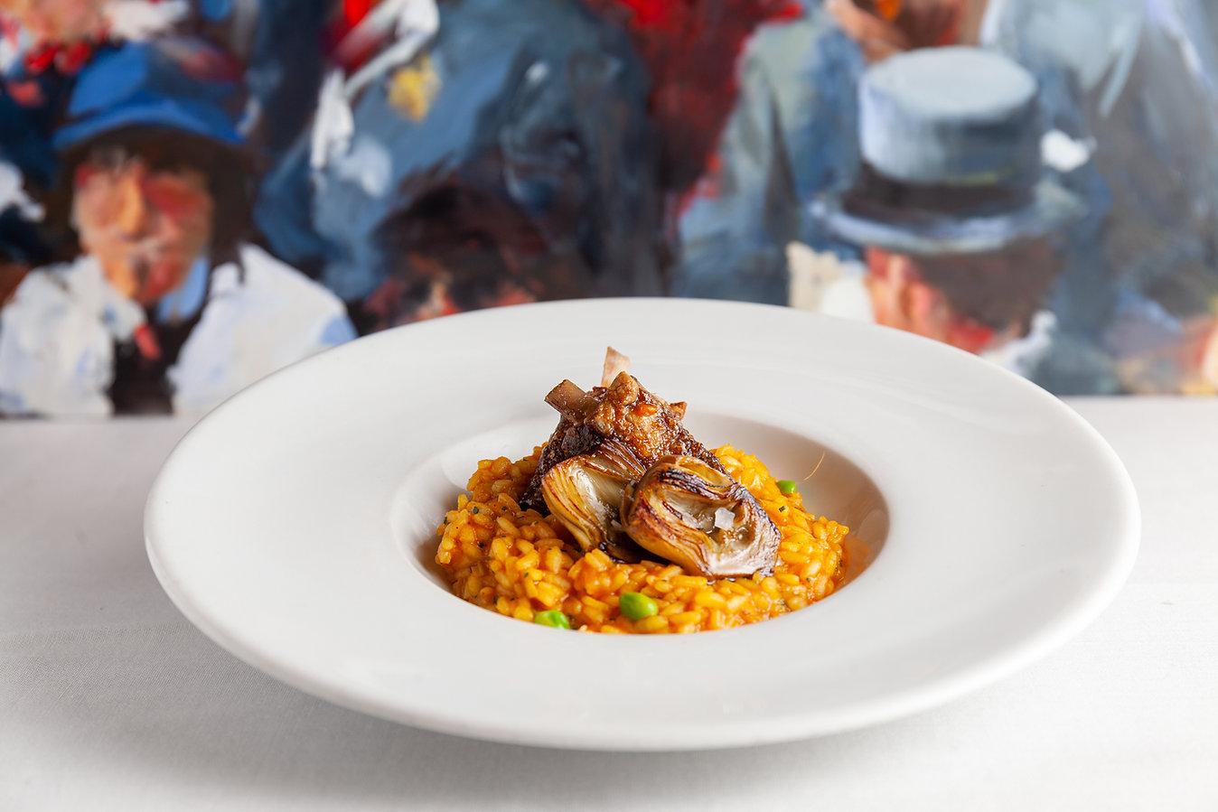 Viridiana Cocina con raza (Restaurantes) - GastroMadrid