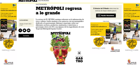 El Mundo - Metropoli