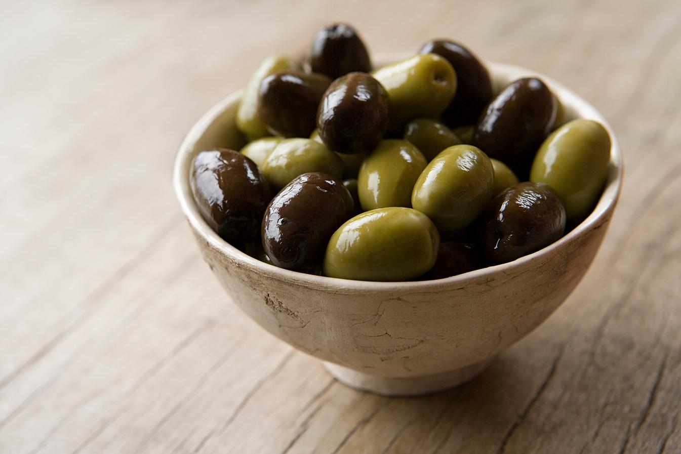 Mejores aceitunas de España - GastroMadrid