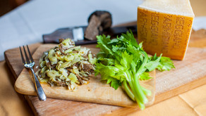 Ensaladas con parmigiano reggiano para tener un verano muy fresquito by GastroMadrid. Vol. 1