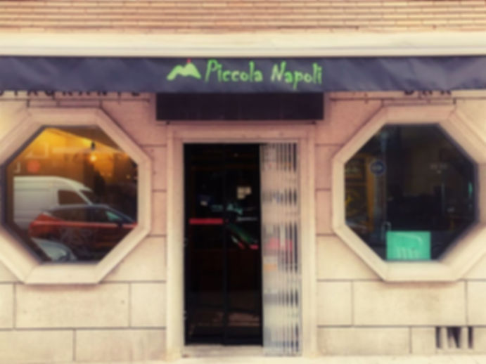 Piccola Napoli (Restaurantes) - GastroMa