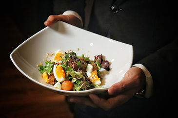 Candela Restaurante menú cerdo ibérico (Restaurantes) - GastroMadrid