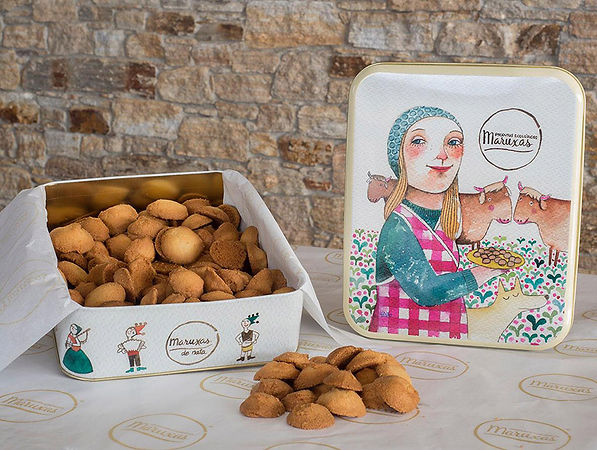 Galletas Maruxas (Mejores galletas) - Ga