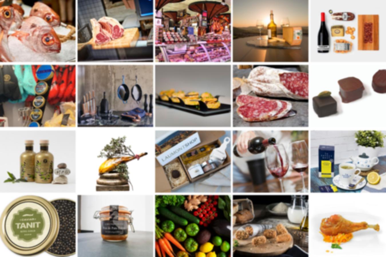 Portada (Tiendas online) - GastroMadrid