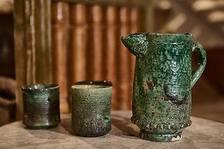 La Fábrica de Hielo cerámica (GastrHOGAR