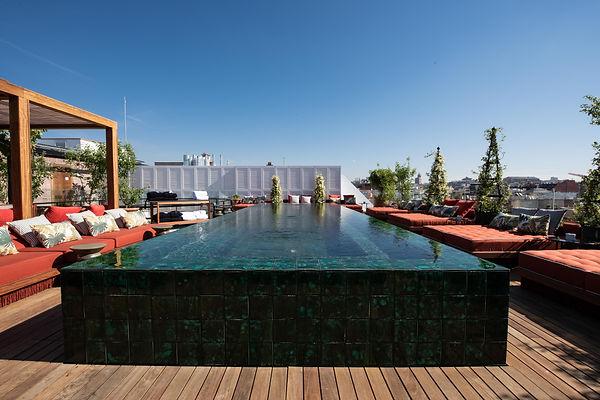 Hotel Bless (Hoteles Madrid verano) - Ga