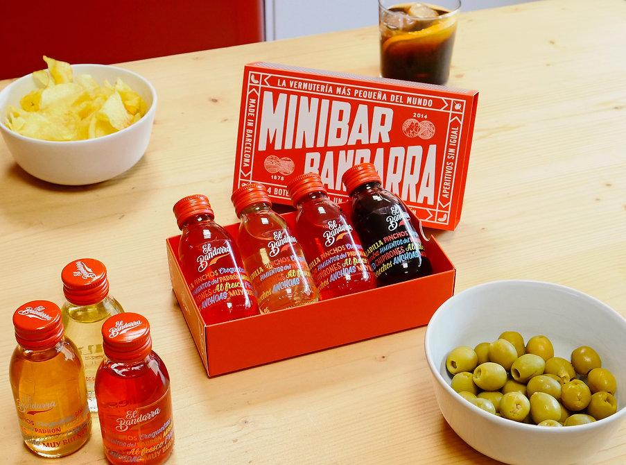 El Bandarra Minibar (Bodega) - GastroSpa