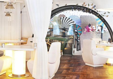 Diverxo (50 mejores restaurantes) - Gast