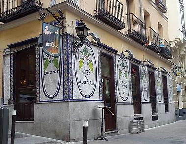 La Dolores Bares Madrid (Restaurantes & Bares) - GastroSpain