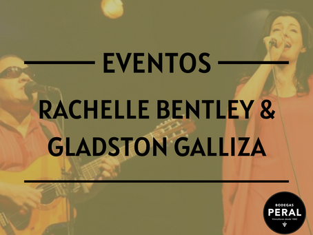Maridaje de vino & jazz con Rachelle Bentley & Gladston Galliza
