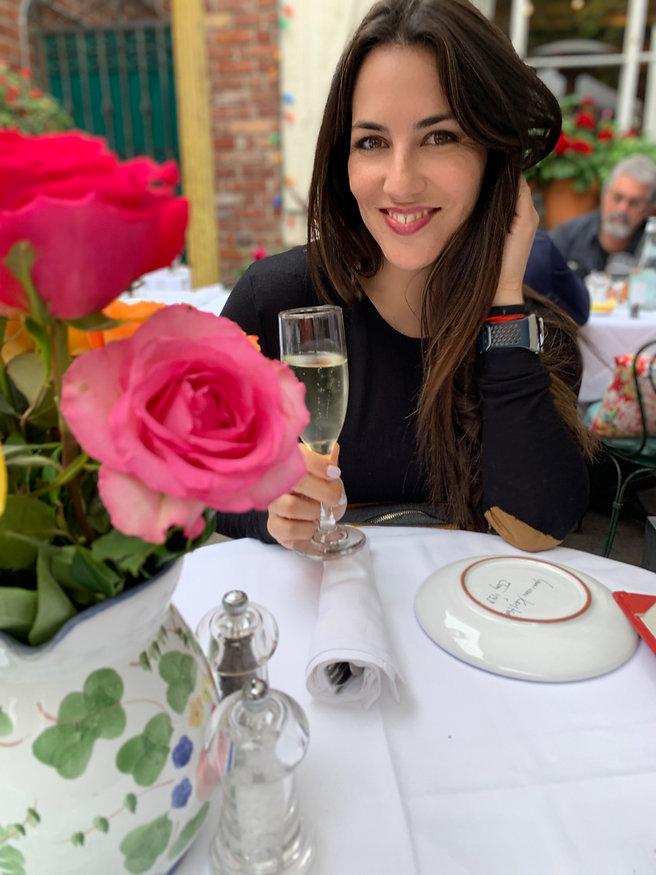 Irene Junquera entrevista (Ellas & Ellos) - GastroSpain
