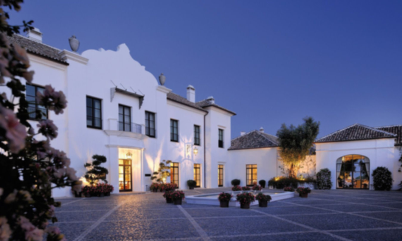 Finca Cortesin Hotel Golf & Spa - Gastro