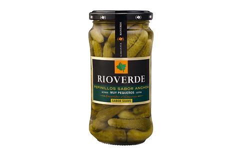 Rioverde Encurtidos y Conservas (Mejores pepinillos España) - GastroMadrid