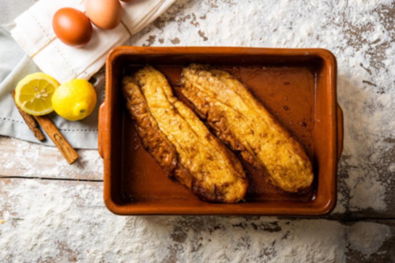 Torrijas Levaduramadre Natural Bakery (Producto) - GastroMadrid