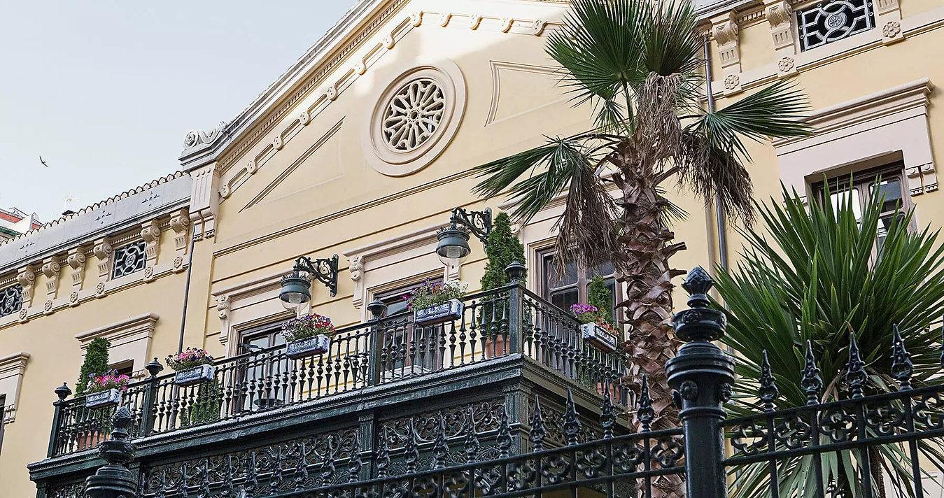 Hotel Hospes Palacio de Los Patos (Viajar) - GastroMadrid