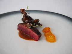 Treze menú caza (Restaurantes) - GastroM