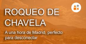 Roqueo de Chavela Turismo Rural, a una hora de Madrid, perfecto para desconectar