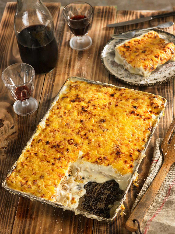 Canelones de Festivo (El Celler de Can Roca) - GastroMadrid