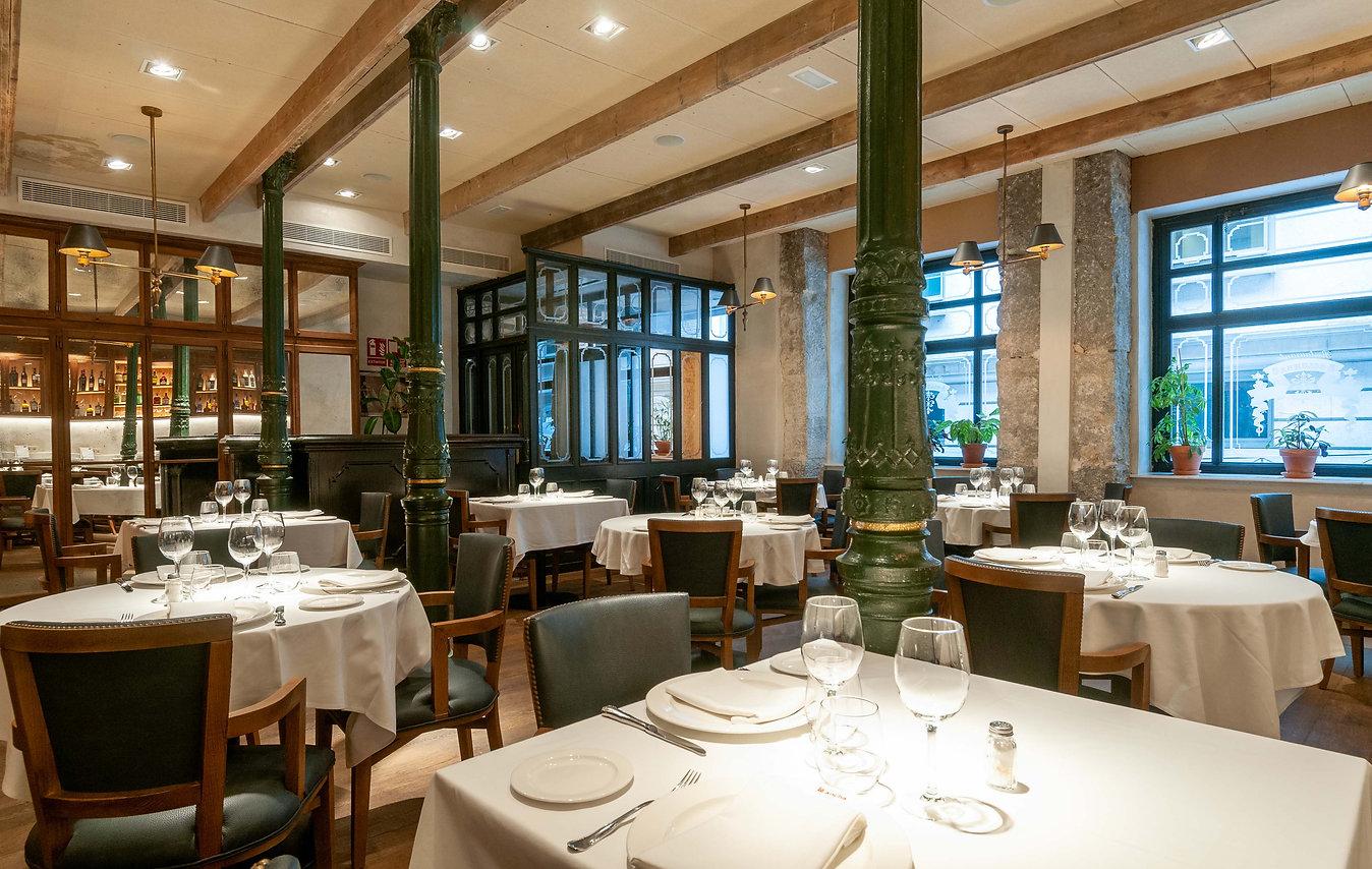La Ancha Zorrilla reabre sus puertas (Restaurantes) - GastroMadrid