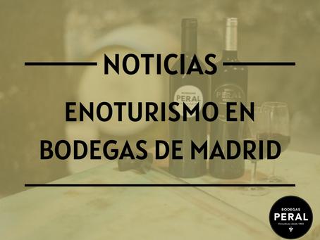 Nuevo proyecto de Enoturismo en las bodegas de Madrid