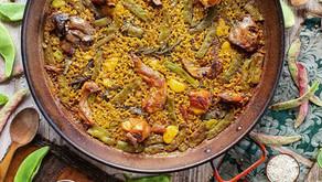Paella valenciana by David Montero @ricepaella, una de las mejores paellas de España