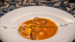 Sopa de pescado by Los Montes de Galicia, gastronomía atlántica en Navidad