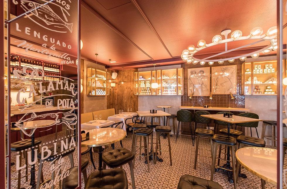 Casa Orellana carta invierno (Restaurantes & Bares) - GastroSpain