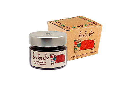 Mermelada de los Amantes Bubub - Product