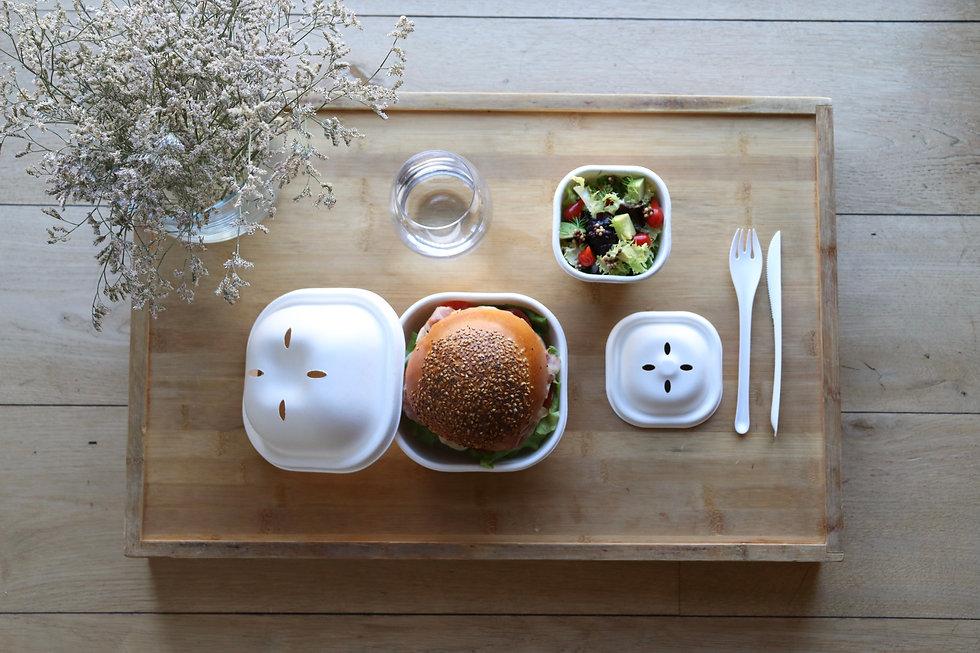 EKO Burger Set Cookplay (GastrHOGAR) - GastroSpain