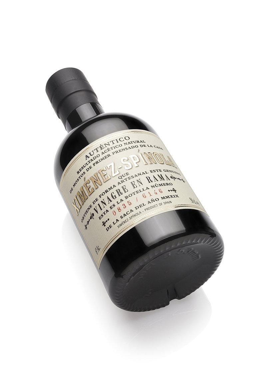 Vinagre en rama Ximénez Spínola - Productos del mes Enero 2021 (Bodega) - GastroSpain