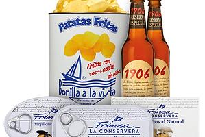 Frinsa (Packs online azotea) - GastroSpa