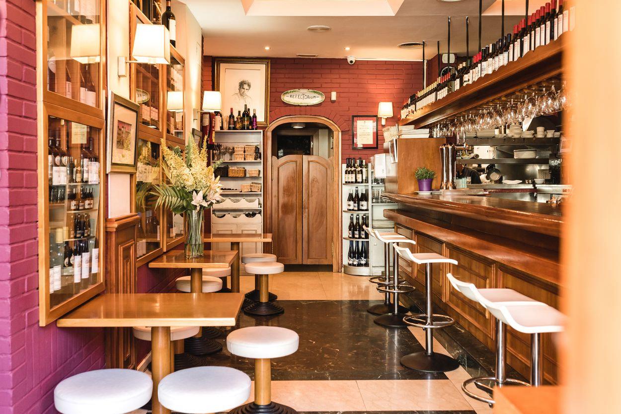 Restaurante Refectorium Malagueta (Restaurantes) - GastroMadrid