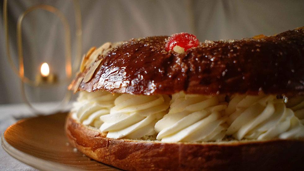 Roscón de Reyes (Recetario) - GastroSpain