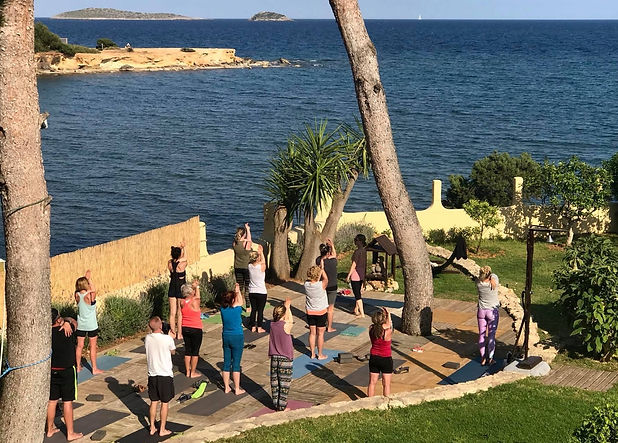 Yogaretreat Ibiza