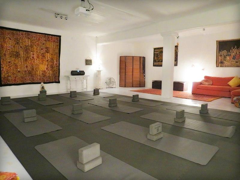Yogashala Mandala House
