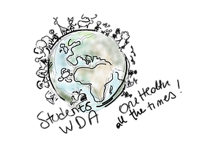 WDA-AME SC logo