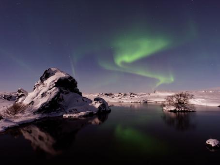 Winter Wonderland in Iceland