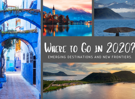 Where to go in 2020?