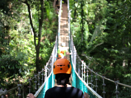 Belize: Rainforests, Reefs, and Ruins