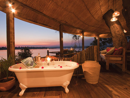 The World's Best Bathtubs With a View