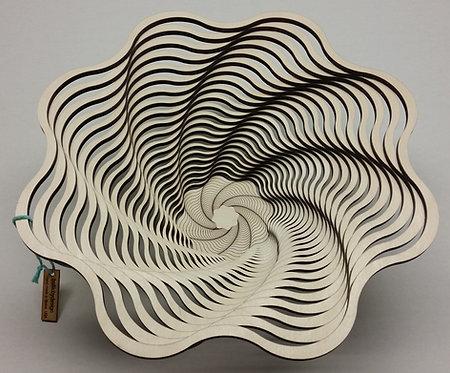 "15"" Spiral Bowl"