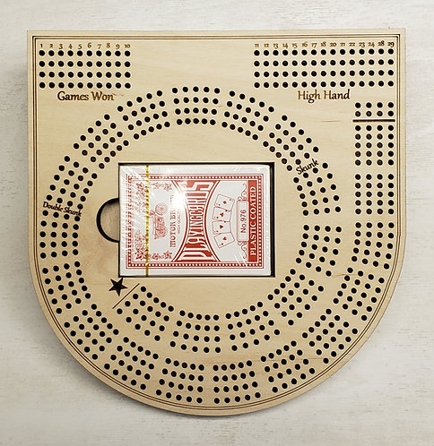 4 Player Cribbage